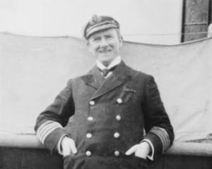Il Capitano Henry Arthur Rostron