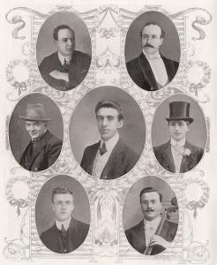 Gli eroi dell'Orchestra del Titanic